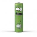 Wrap pentru acumulator 20700 / 21700 Pickle Green