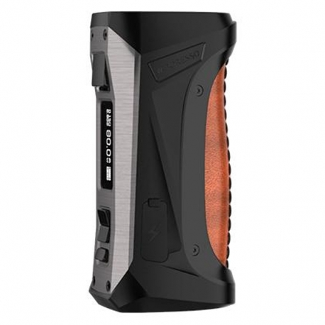 Mod Forz TX80 Vaporesso Leather Brown