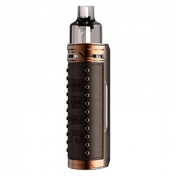 Kit Pod Drag X VooPoo Bronze Knight