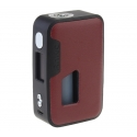 Mod Anita Arctic Dolphin 100w Squonk Brownish Red Leather Black Frame Abs