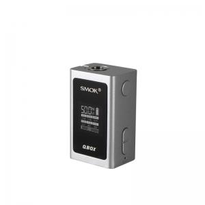 Mod Smok Qbox 50W 1600mah Silver