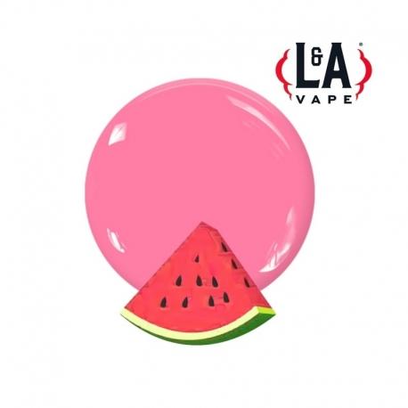 Lichid L&A Vape Watermelon Bubblegum 5mg 10ml