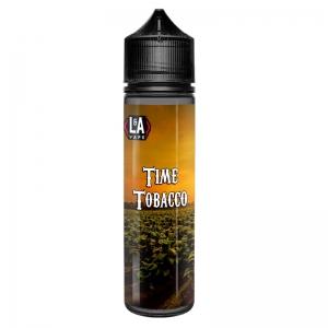 Lichid Time Tobacco (Virginia) L&A Vape 50ml 0mg