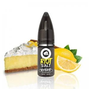 Lichid Loaded Lemon Custard Riot Squad 10ml NicSalt 10 mg/ml