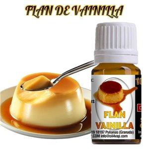Aroma Flan de Vanilla Oil4Vap 10ml