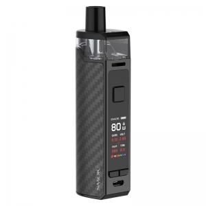 Kit Smok RPM80 PRO Black Carbon Fiber 80W 5ml