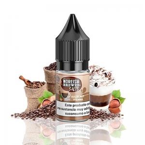 Lichid Hazelnut Vienna Moreish Brewed 10ml Nicsalt 20 mg/ml