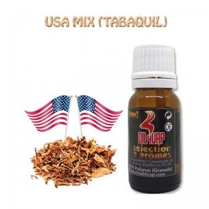 Aroma Tabaco Rubio USA Mix Oil4Vap 10ml