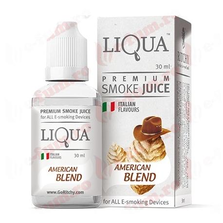 American Tobacco 18mg 30ml