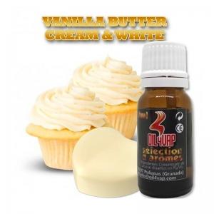 Aroma Vanilla Butter Cream & White Oil4Vap 10ml