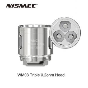 Rezistenta Gnome WM03 Triple Wismec 0.15ohm