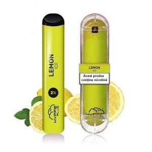 Tigara Hyppe Plus Lemon Ice 400 pufuri 20mg