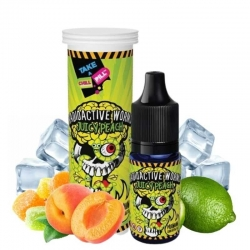 Aroma concentrata Chill Pill Radioactive Worms - Juicy Peach Fresh Edition 10ml
