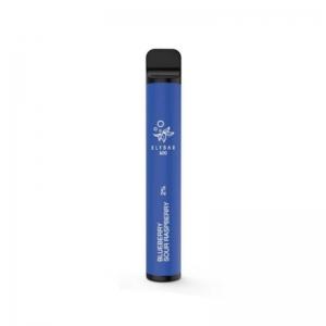 Tigara Blueberry Sour Raspberry Elf Bar Vape Pen 20mg