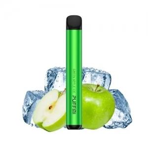 Tigara Green Apple Ice Puffmi Vaporesso TX500 500 puffuri 20mg