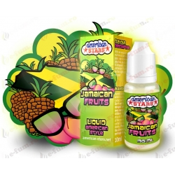 Jamaican Fruits nicotina 6mg -30ml