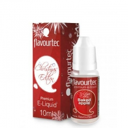 Baked Apple X-mas Edition Flavourtec - fara nicotina - 10ml