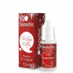 Gingerbread Christmas Edition Flavourtec fara nicotina - 10ml