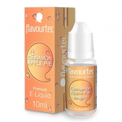Cinnamon Apple Pie fara nicotina - 10ml