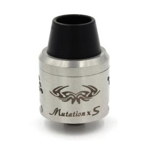 Mutation X-S V4 ORIGINAL by Indulgence ARGINTIU
