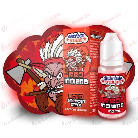 Red Indiana nicotina 6mg