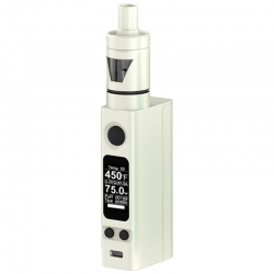 Evic VTC Mini Tron - Full Kit White edition