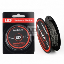 Braided Wire - 28ga x3 - 4.5 metri by Youde