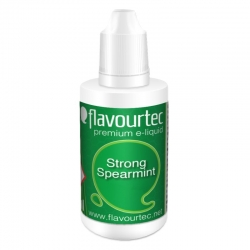 Strong Spearmint 50ml - 12mg