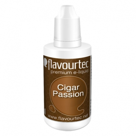 Cigar Passion 50ml - 12mg