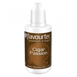 Cigar Passion 50ml - 18mg