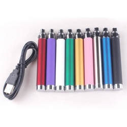 Baterie eGo-T 1100 mAh PassThrough - Neagra