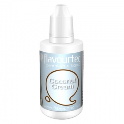 Coconut Cream 50ml - 18mg