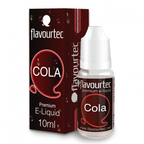 Cola 10ml - 18mg