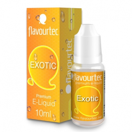 Exotic 10ml - 18mg