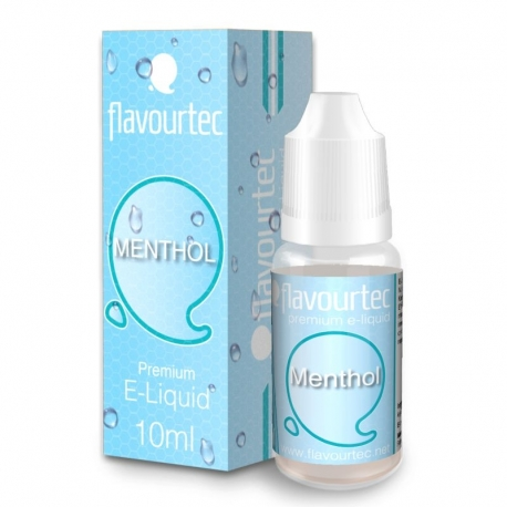 Mentol 10ml - 18mg