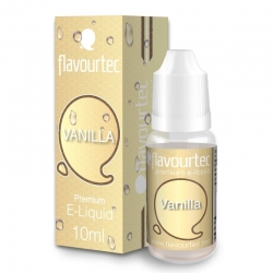 Vanilie 10ml - 0mg