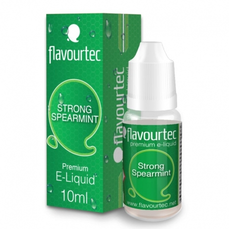 Strong Spearmint 10ml - 6mg