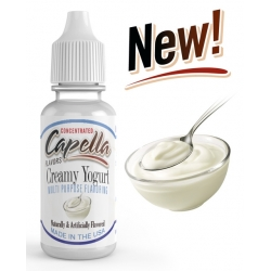 Capella - Creamy Yogurt