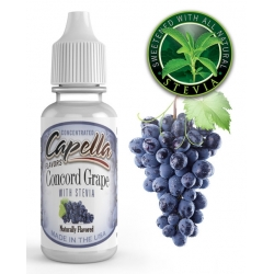 Capella - Concord Grape with Stevia