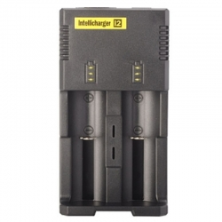 Nitecore Intelli charger i2 charger