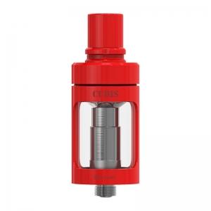 CUBIS Tank Atomizer - Red (cu capac inclus)