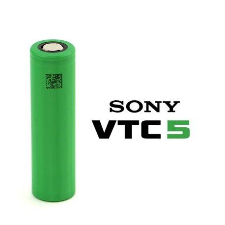 Sony VTC5 2600mAh 18650 30A High-drain Battery