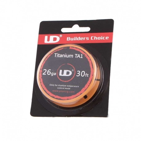 Titanium wire 26ga (0.4) by Youde