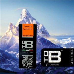 Lichid ToB Superior Tabacco - fara nicotina - 30ml