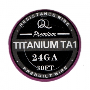 Titanium wire (TA1) 24GA/0.5mm