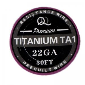 Titanium wire (TA1) 22GA/0.6mm