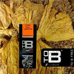Lichid ToB Costa Rica - fara nicotina - 10ml