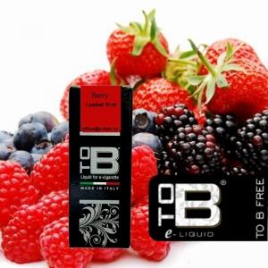 Lichid ToB Berries - fara nicotina - 10ml