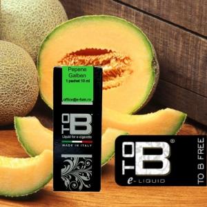 Lichid ToB Melon - fara nicotina - 10ml