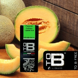 Lichid ToB Melon - 18mg nicotina - 10ml